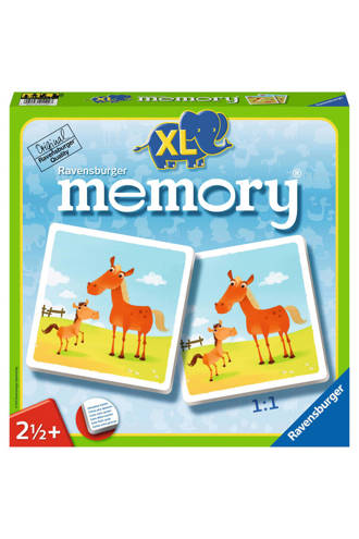 Memory Memory XL kaartspel