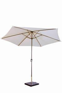 SenS-Line parasol Salou (ø300 cm), Ecru