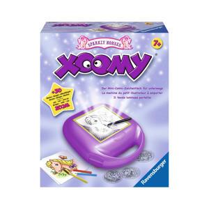 Xoomy compact sparkly horses