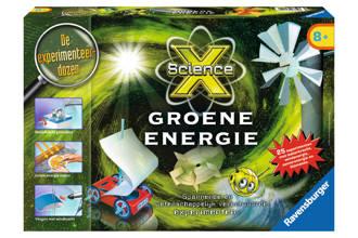 Science X  Ravensburger ScienceX groene energie