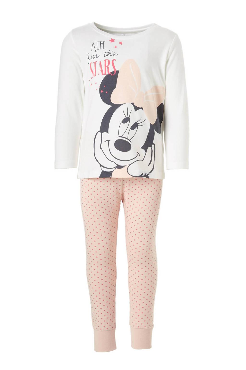 name it MINI pyjama, Roze/multi