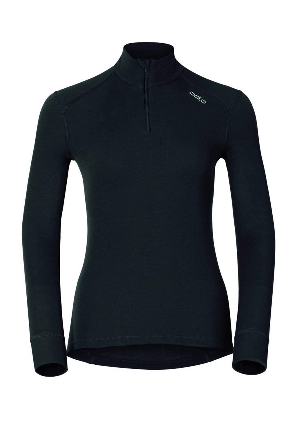 Odlo thermo sport T-shirt, Zwart