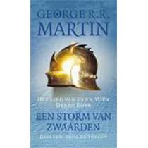 Het lied van ijs en vuur: Een storm van zwaarden A Staal en sneeuw - George R.R. Martin