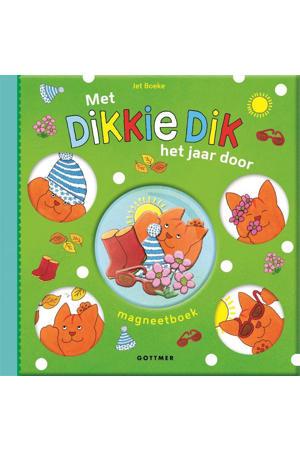 Dikkie Dik: Met Dikkie Dik het jaar door - Jet Boeke