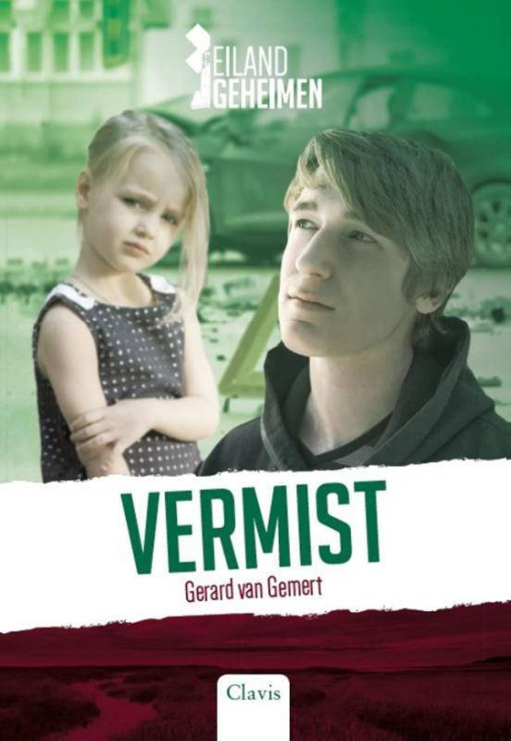 Eilandgeheimen: Vermist - Gerard van Gemert