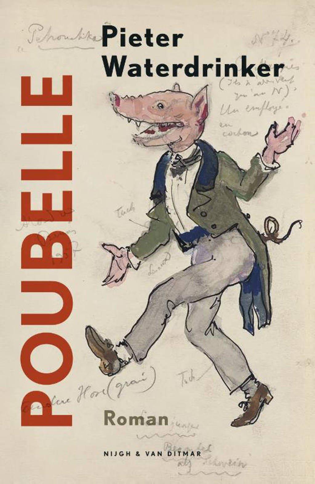 Poubelle - Pieter Waterdrinker