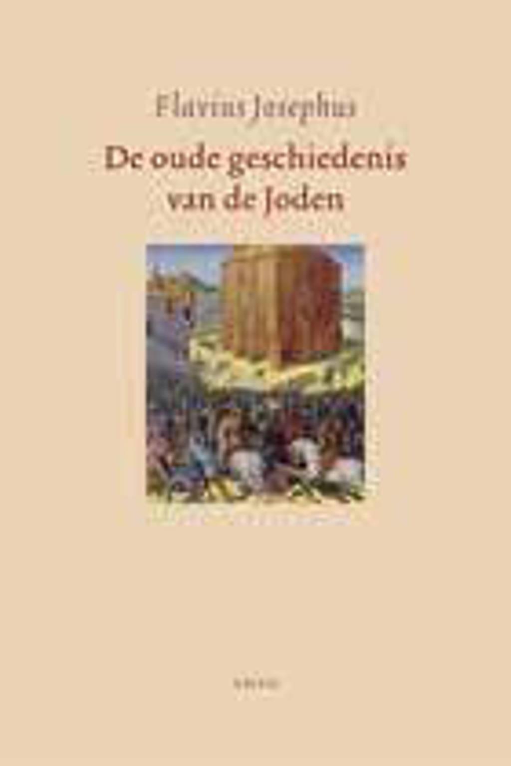 De oude geschiedenis van de joden - Flavius Josephus