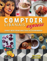 Comptoir Libanais Express - Tony Kitous en Dan Lepard