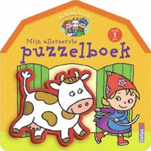 De kleine boerderij Mijn allereerste Puzzelboek