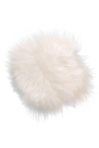 schapenvachtje  (35x35 cm)