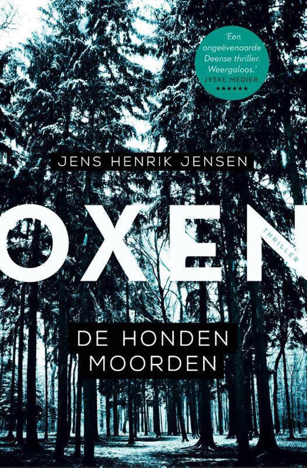 Oxen: De hondenmoorden - Jens Henrik Jensen