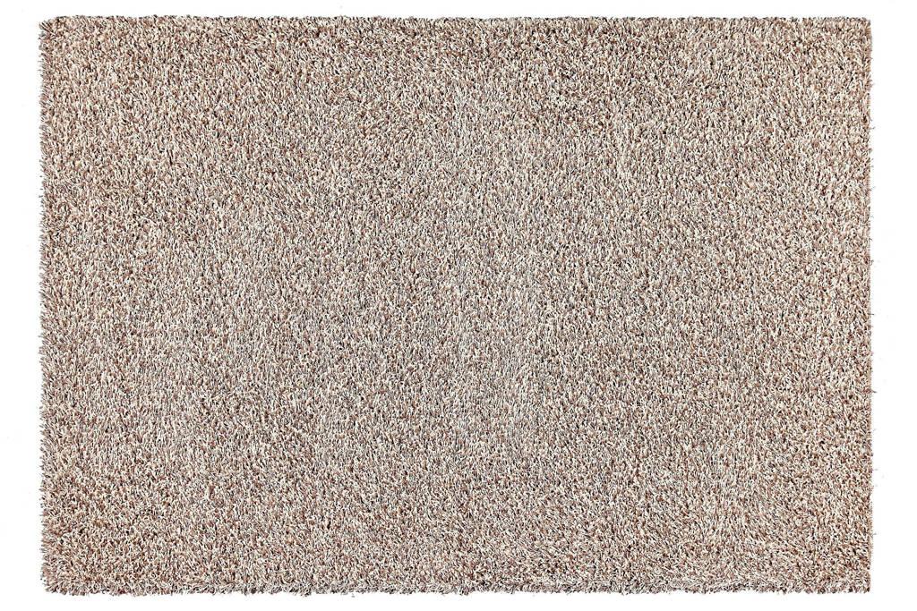 whkmp's own Vloerkleed  (190x135 cm), Crème/grijs