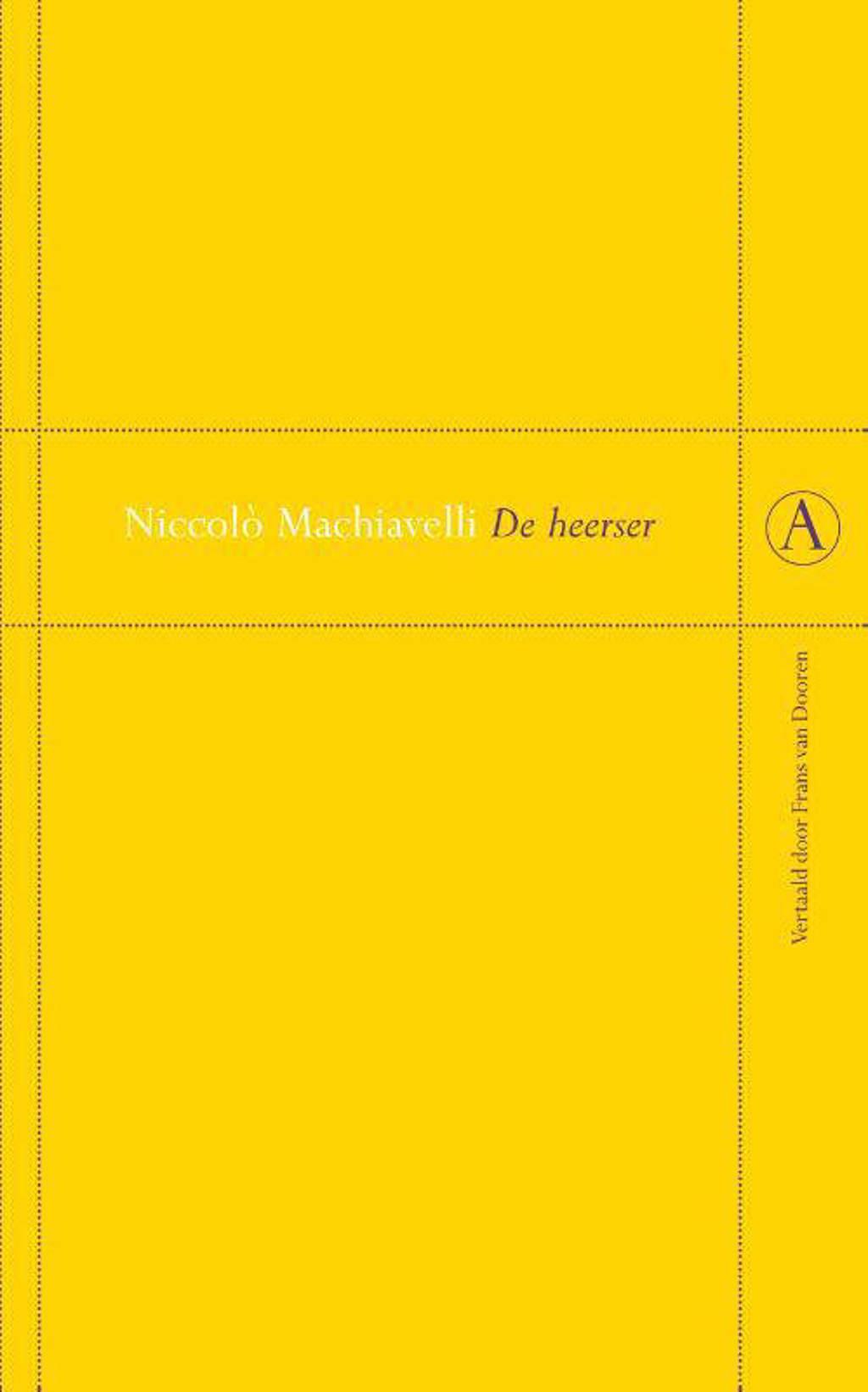 Perpetua reeks: De heerser - Niccolò Machiavelli
