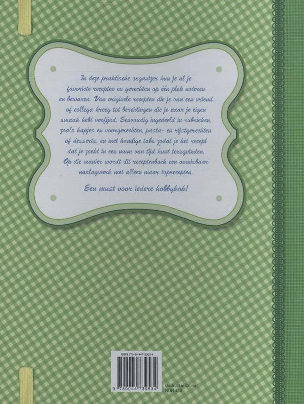 Mijn Receptenboek Wehkamp
