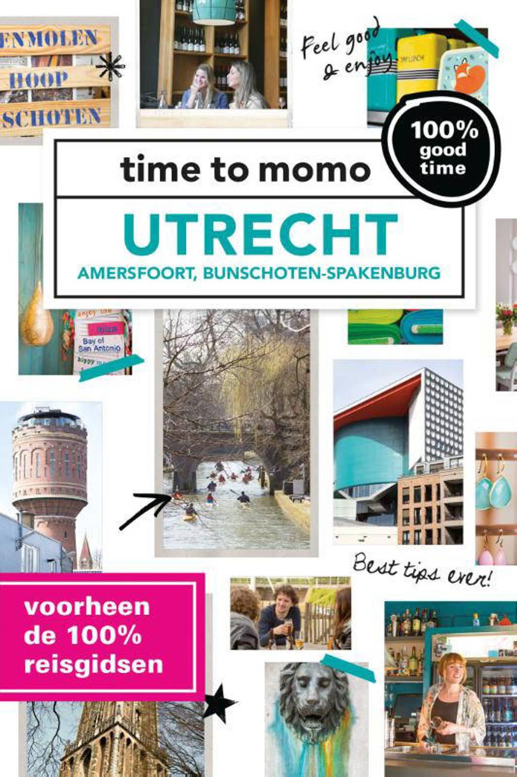 Time to momo: Utrecht - Jette Pellemans