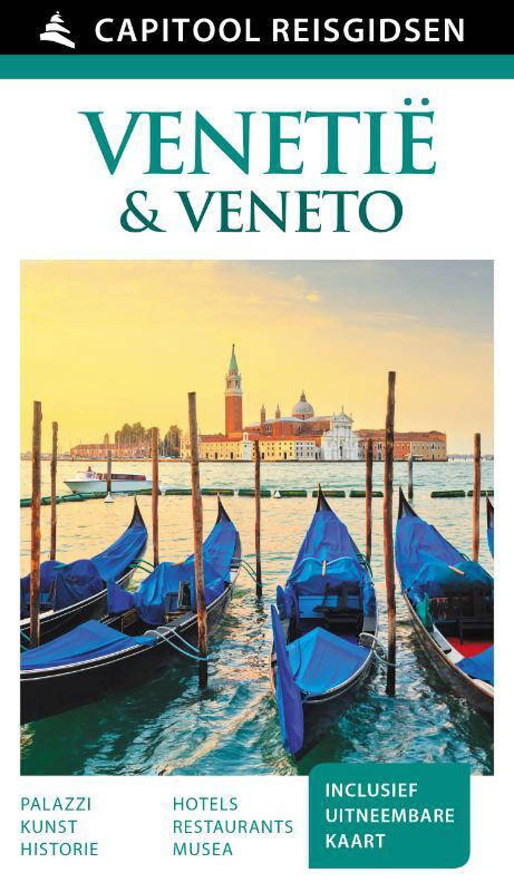 Capitool reisgidsen: Venetië - Susie Boulton en Christopher Catling