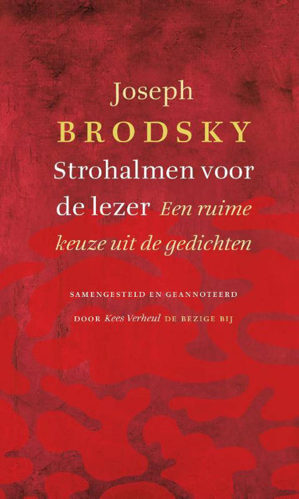 Strohalmen voor de lezer - Joseph Brodsky