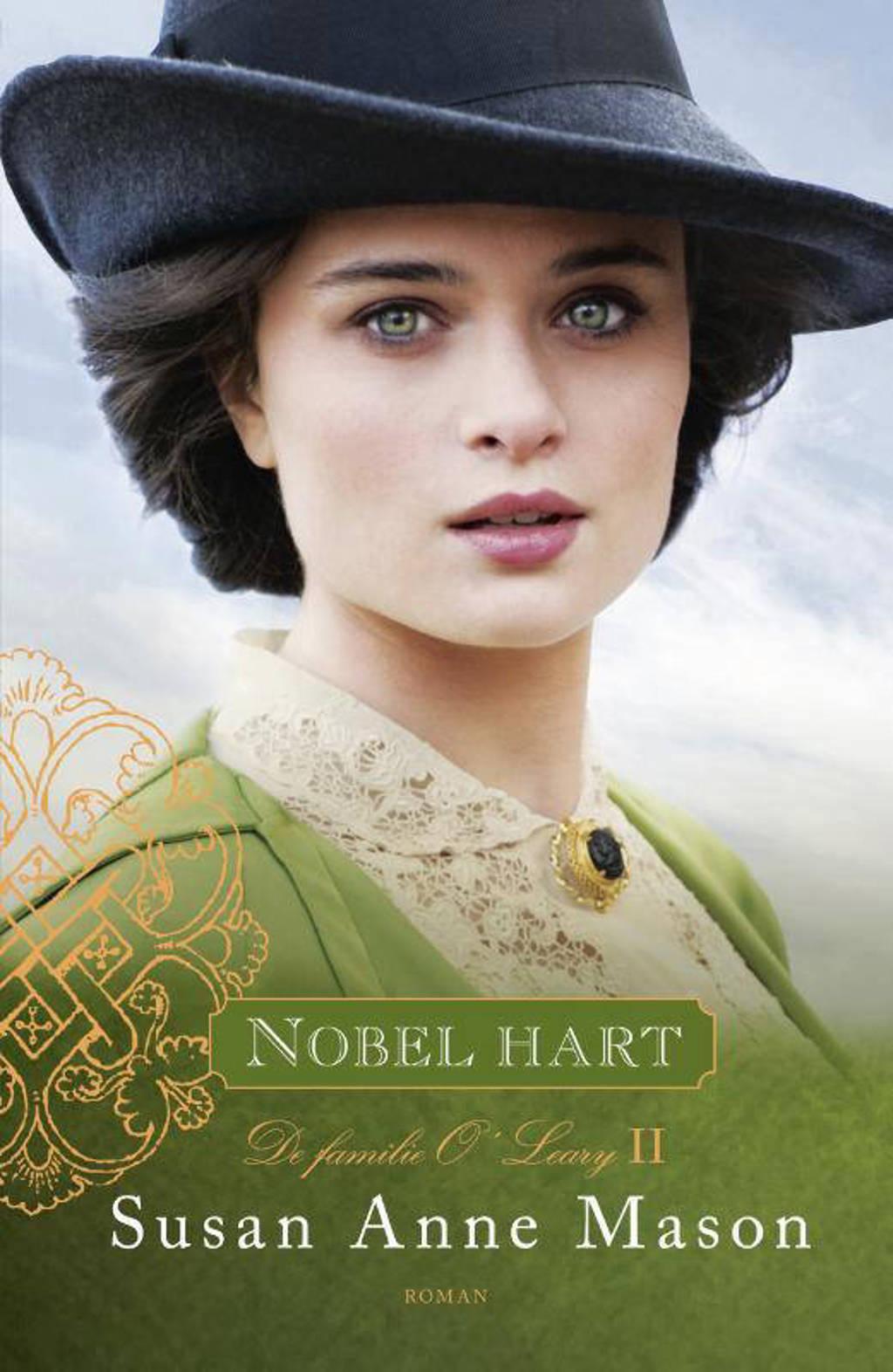 De family O'Leary: Nobel hart - Susan Anne Mason