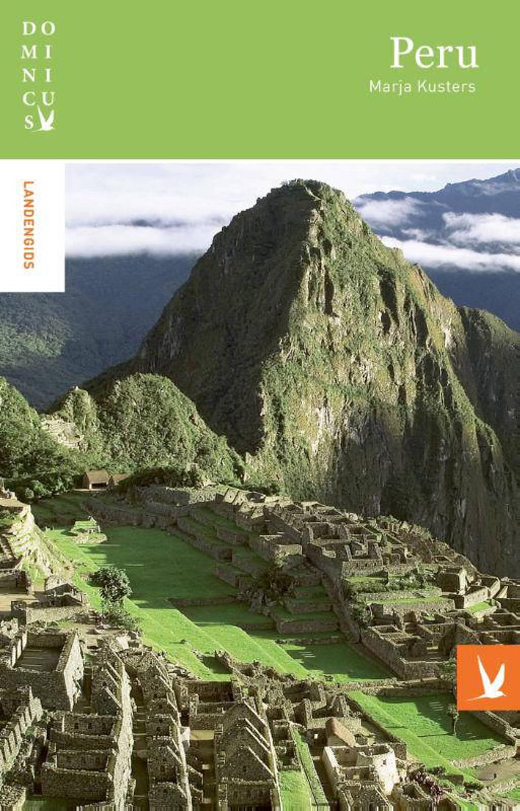 Dominicus landengids: Peru - Marja Kusters
