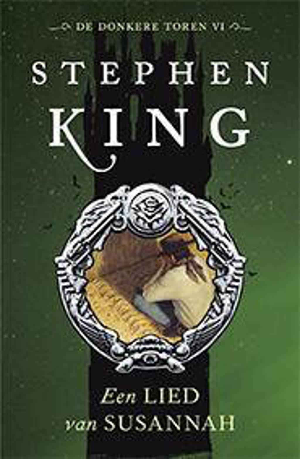 De donkere toren: Een lied van Susannah - Stephen King