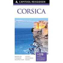 Capitool reisgidsen: Corsica - Fabrizio Ardito, Christina Gambaro en Angela Magri