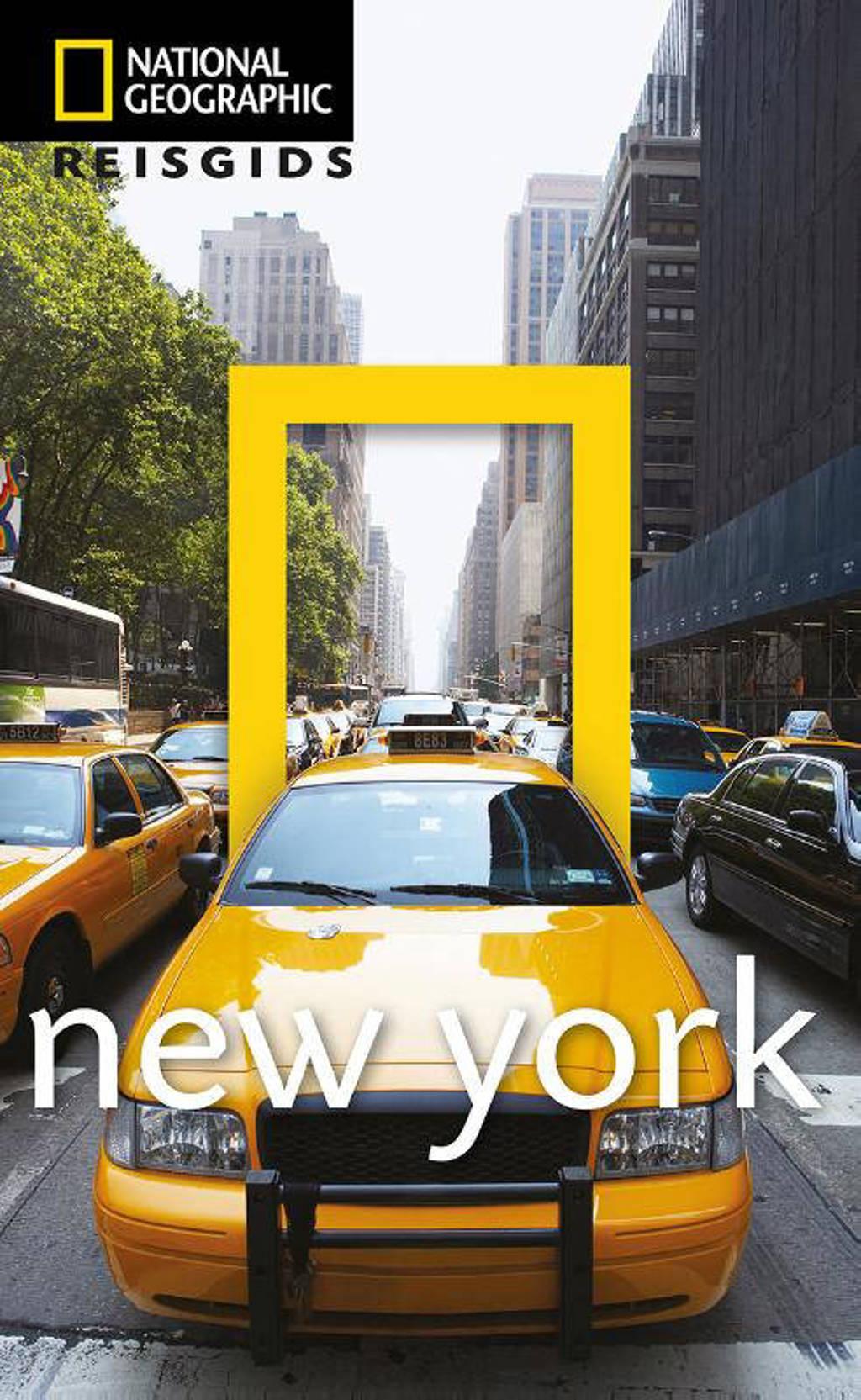 National Geographic Reisgids: New York - Michael S. Durham