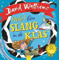 Help! Een slang in de klas - David Walliams