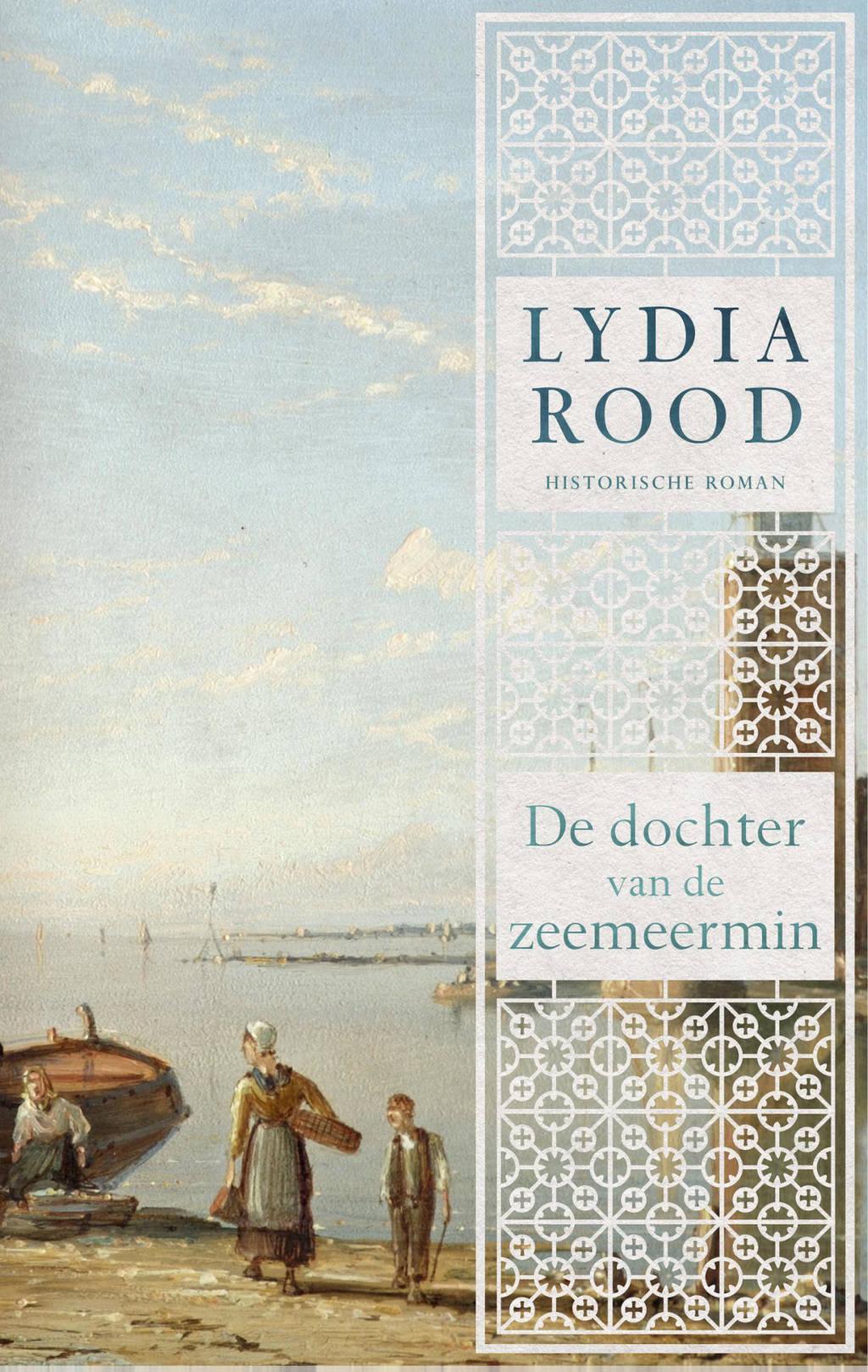 De dochter van de zeemeermin - Lydia Rood