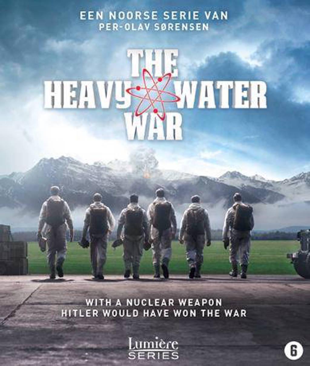 Heavy water war (Blu-ray)