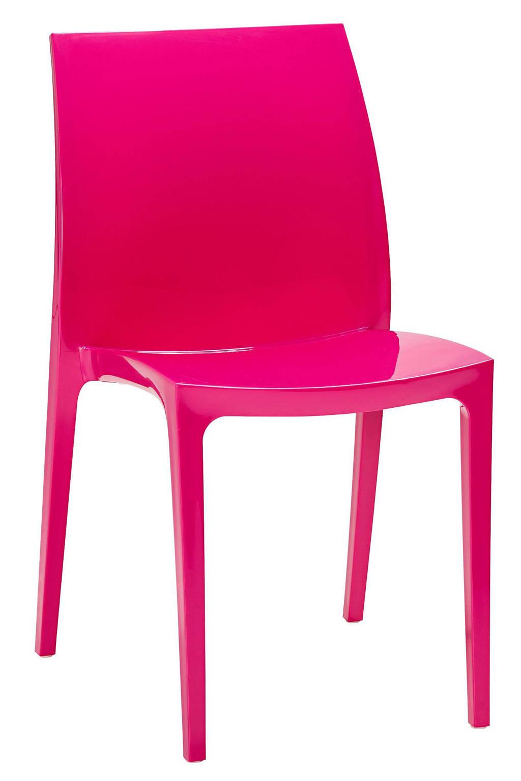 Allibert Sento tuinstoel, Roze