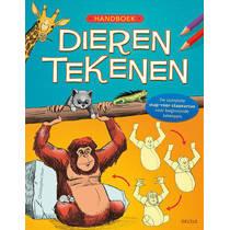 Handboek dieren tekenen - Christopher Hart