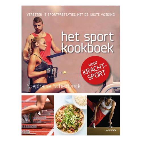Het sportkookboek voor krachtsport - Stephanie Sch