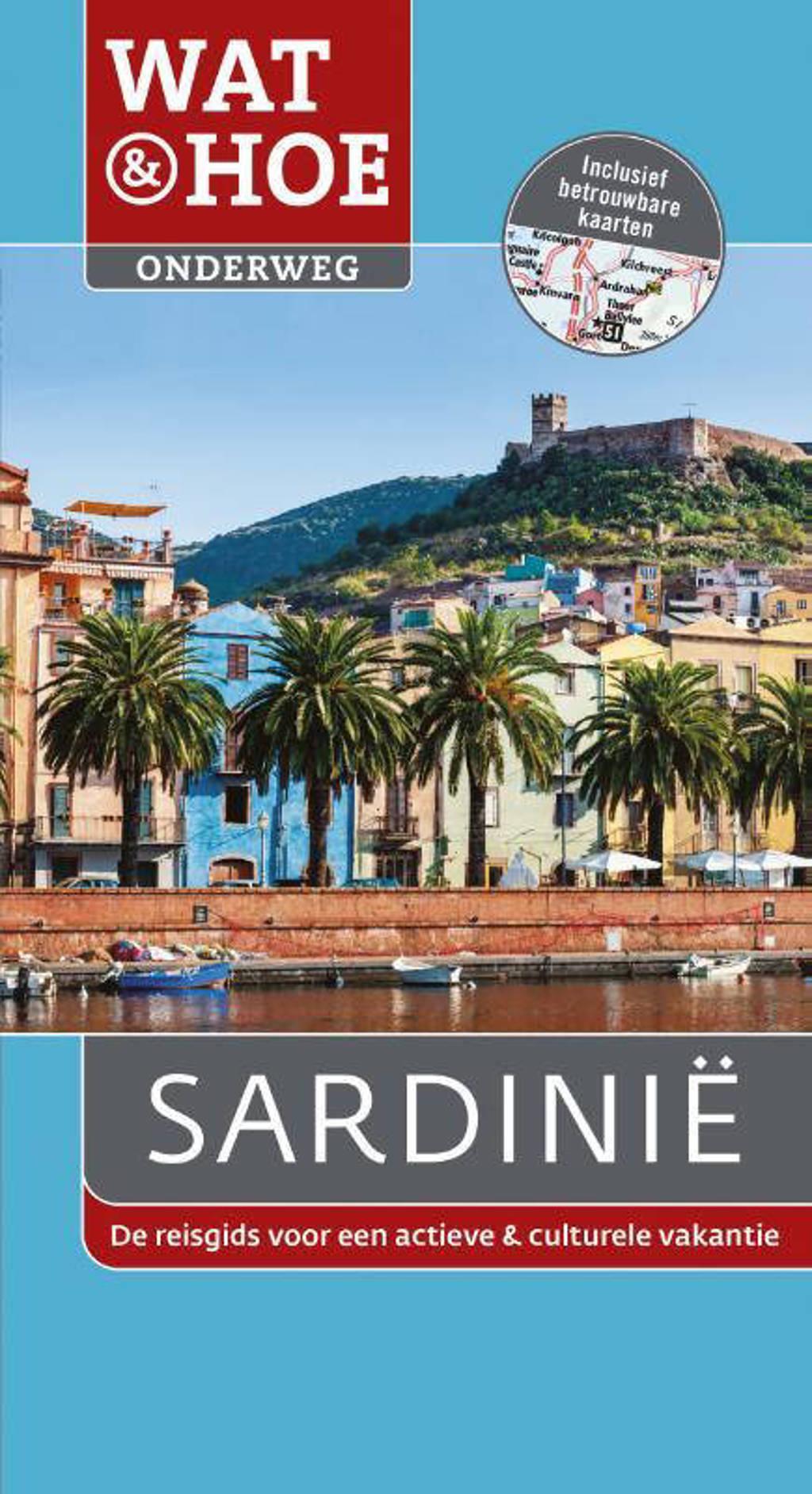 Wat & Hoe Reisgids: Sardinië - Wat & Hoe Stad & Streek