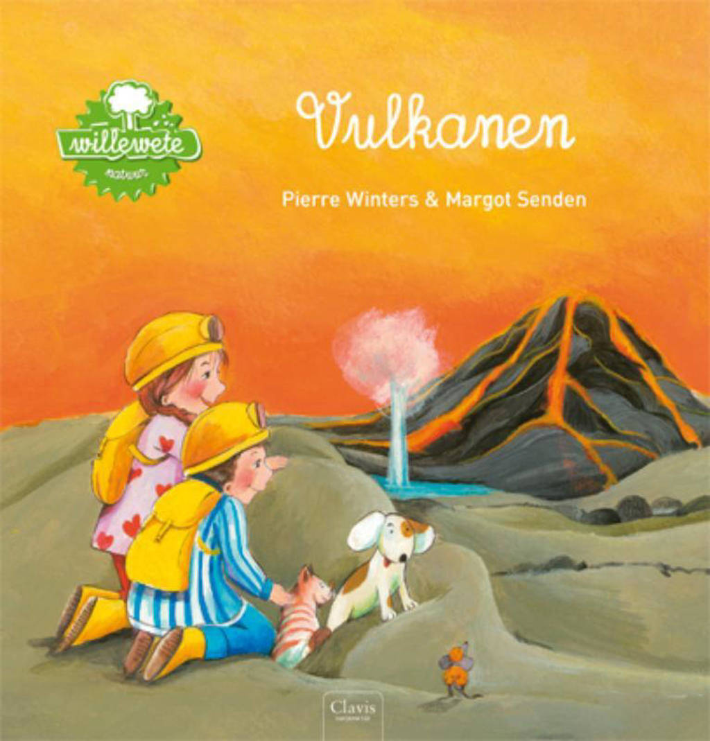 Willewete: Vulkanen - Pierre Winters