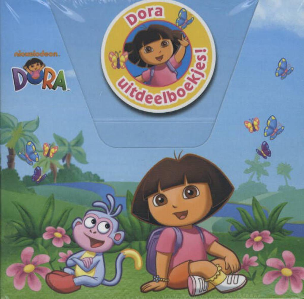 Dora: Dora uitdeelboekjes