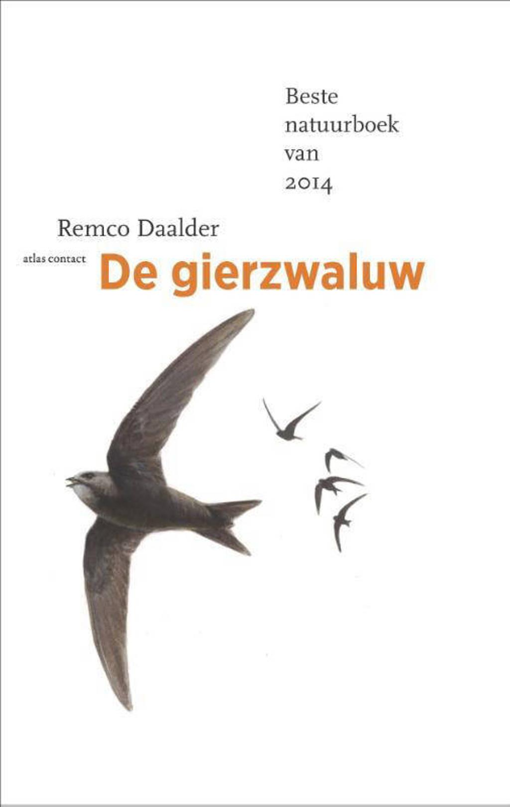 De vogelserie: De gierzwaluw - Remco Daalder