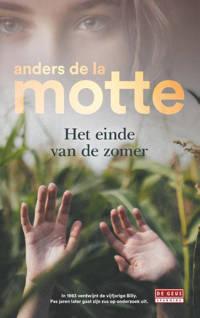 Het einde van de zomer - Anders de la Motte