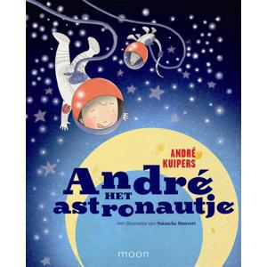 Andre het astronautje - Andre Kuipers en Helen Conijn