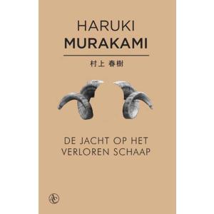 Dejacht op het verloren schaap - Haruki Murakami