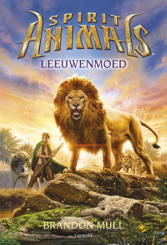 Spirit Animals: Leeuwenmoed - Brandon Mull en Eliot Schrefer