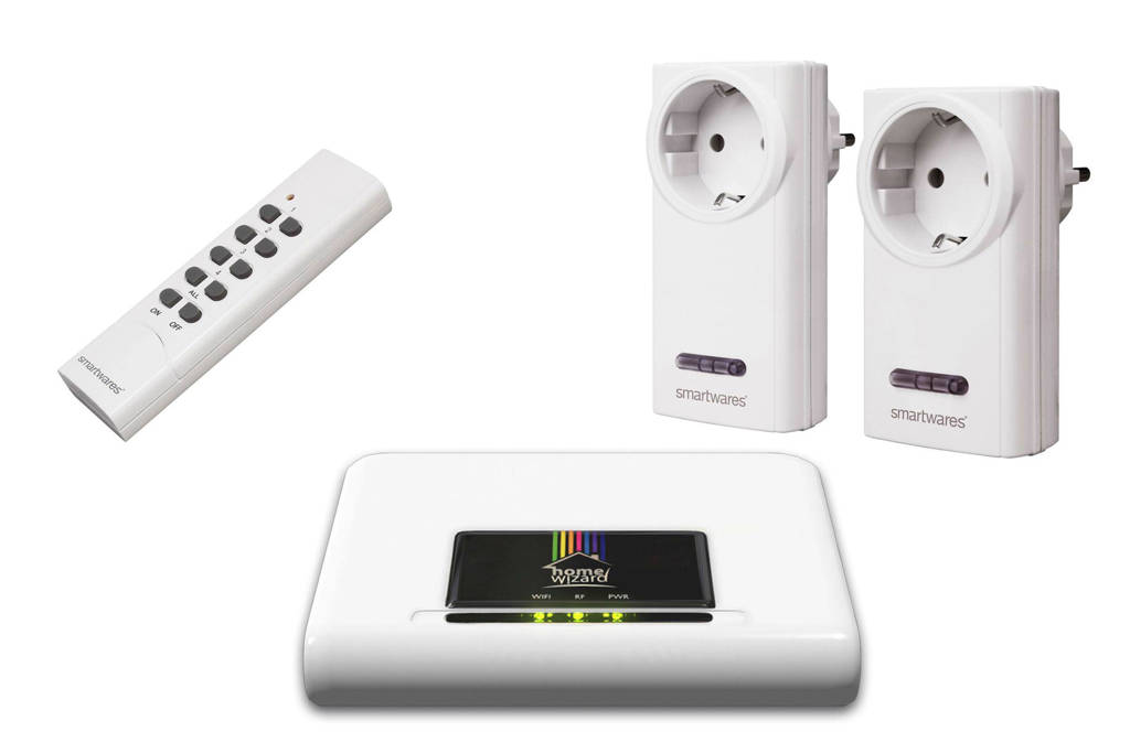 HomeWizard HWK-000 Connect Kit, Wit