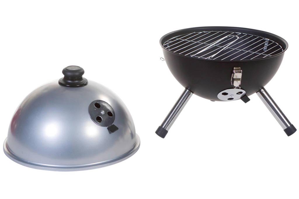 anytime  Kogelbarbecue, Zilver