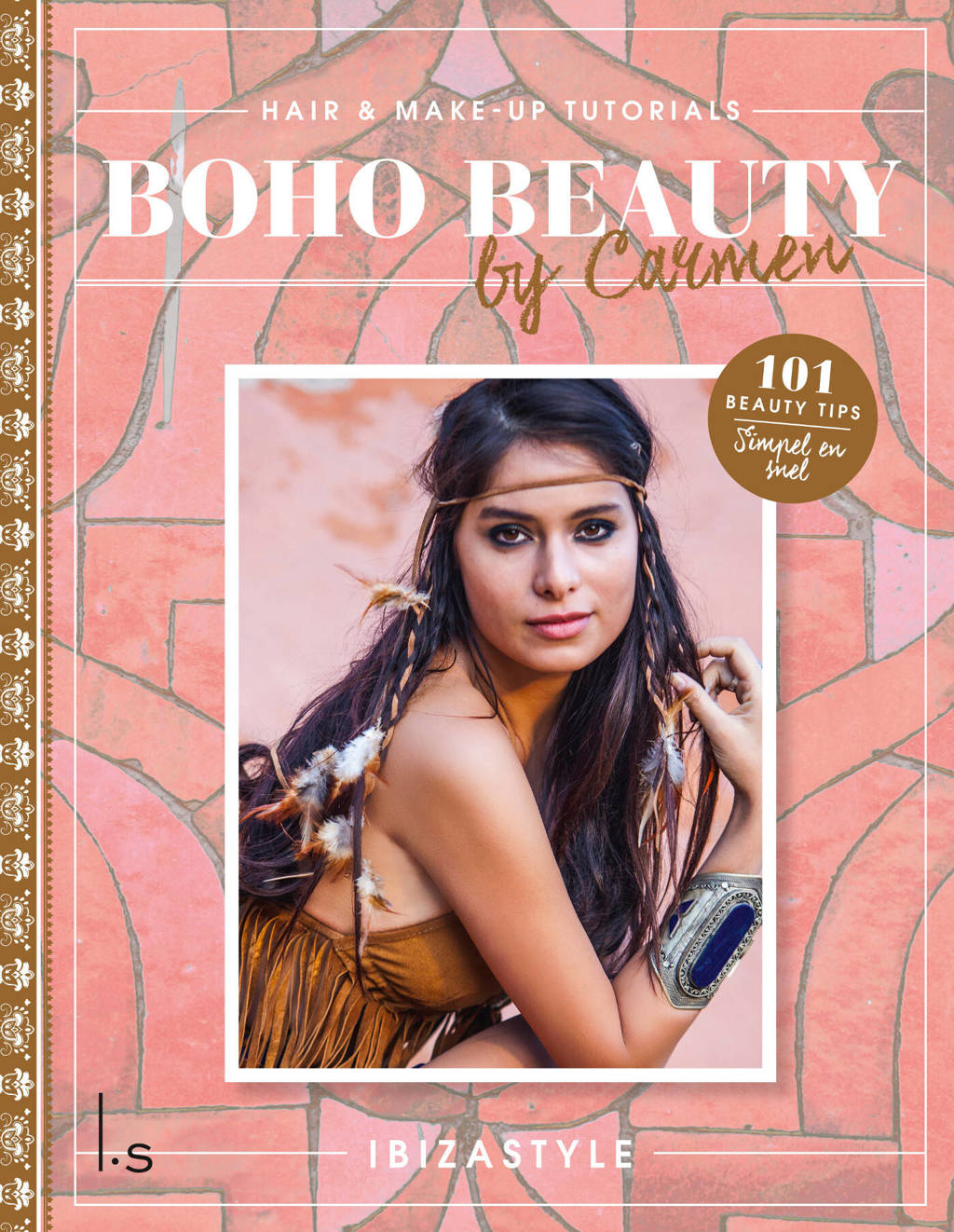 Boho beauty, make-up en haar - Carmen Zomers