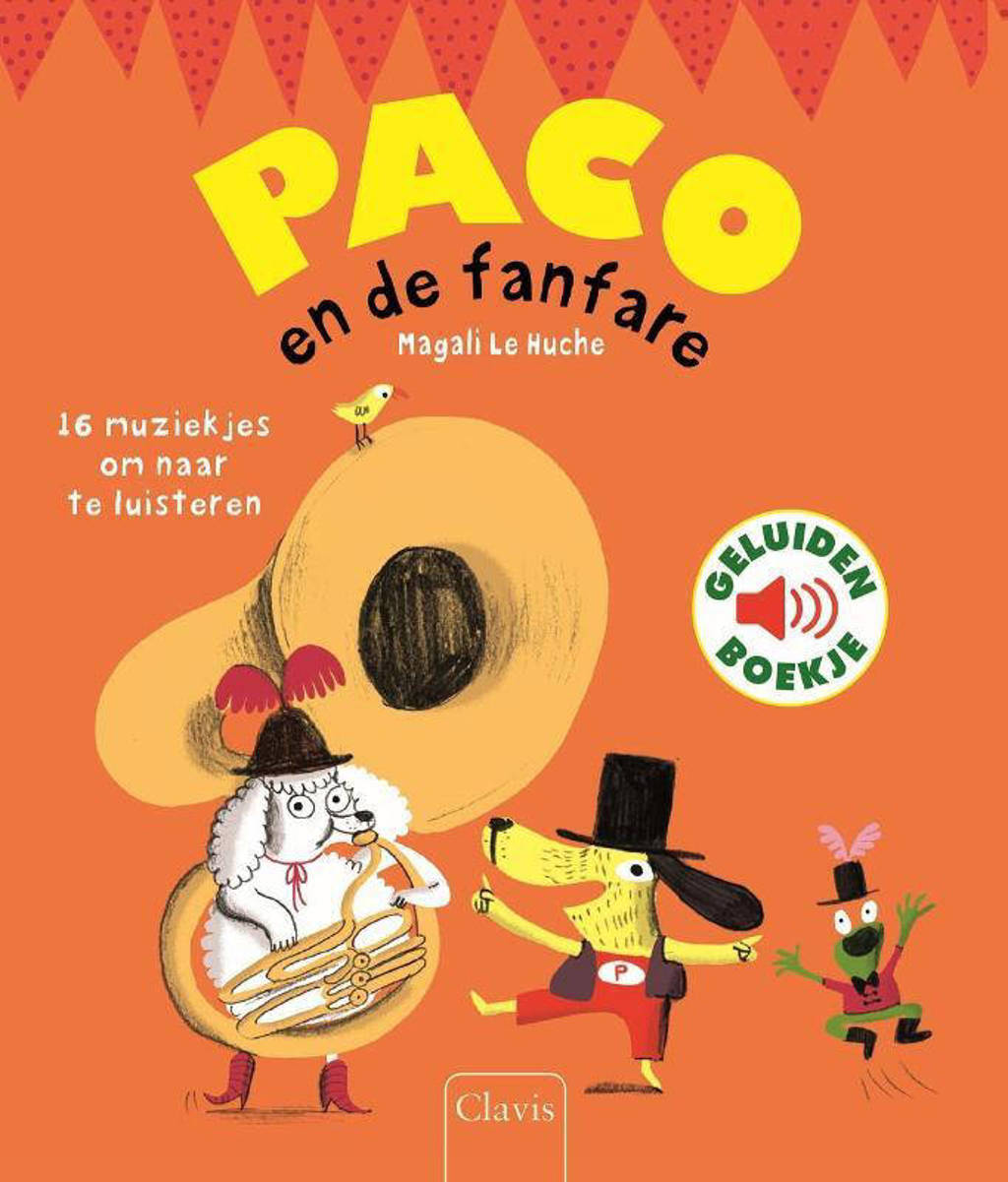 Paco en de fanfare - Magali Le Huche