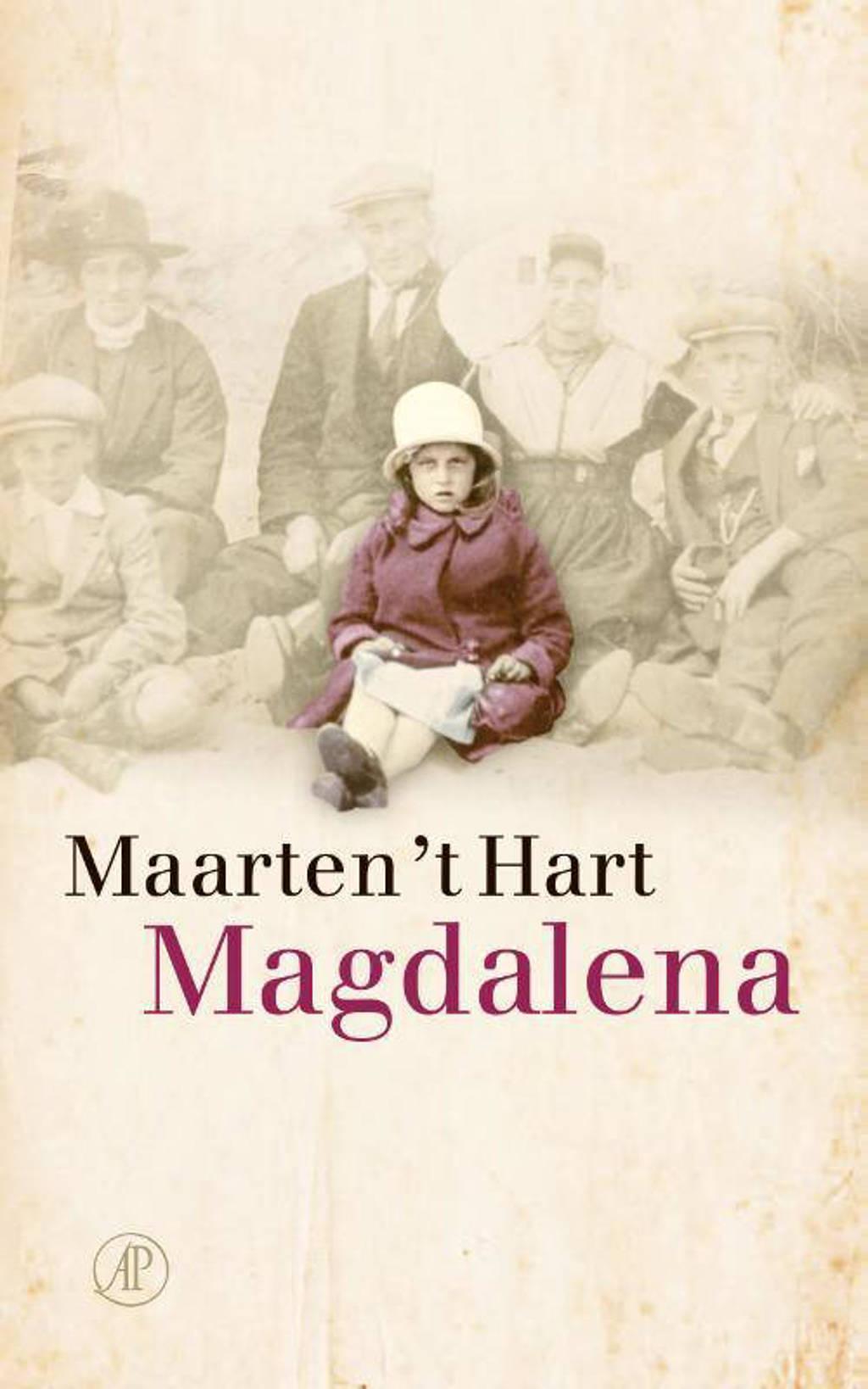 Magdalena - Maarten 't Hart