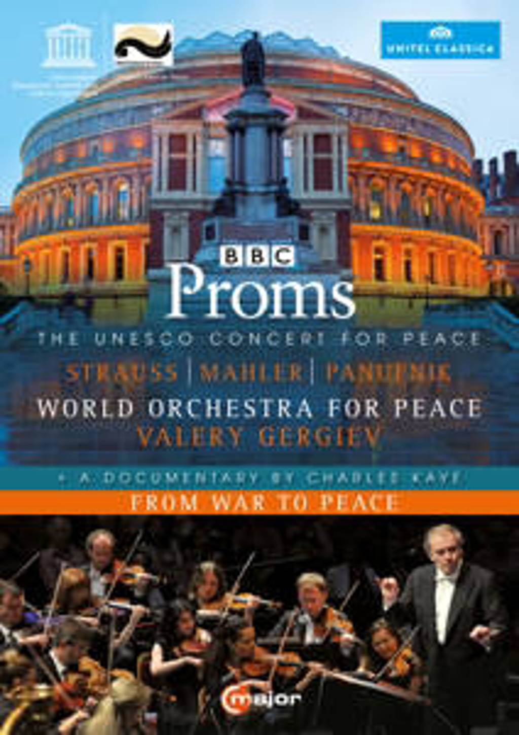 World Ochestra For Peace - Gergiev World Orchestra For Peace 2 (DVD)