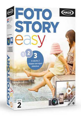Magix fotostory easy 2015 (PC)