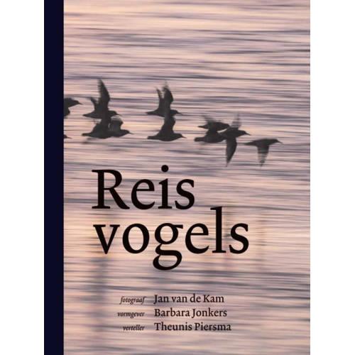 Reisvogels. ode aan de vogels die plaatsen en mensen wereldwijd verbinden, Theunis Piersma, Hardcove