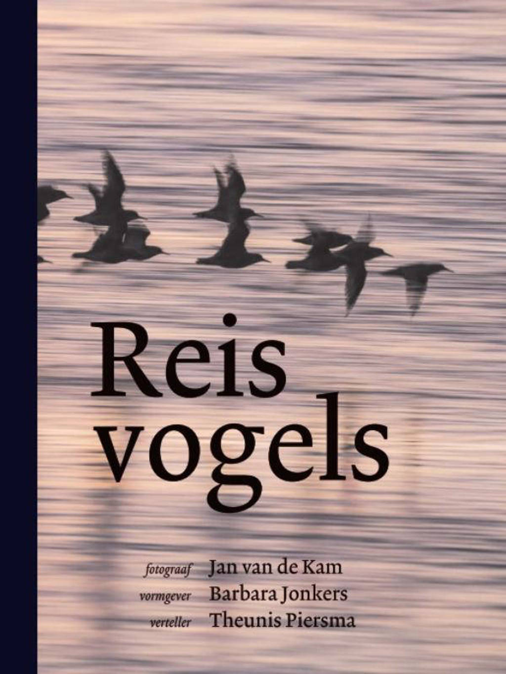 Reisvogels - Theunis Piersma
