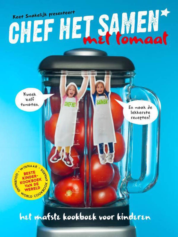 Chef Het Samen met tomaat - Laura Emmelkamp en Scato van Opstall